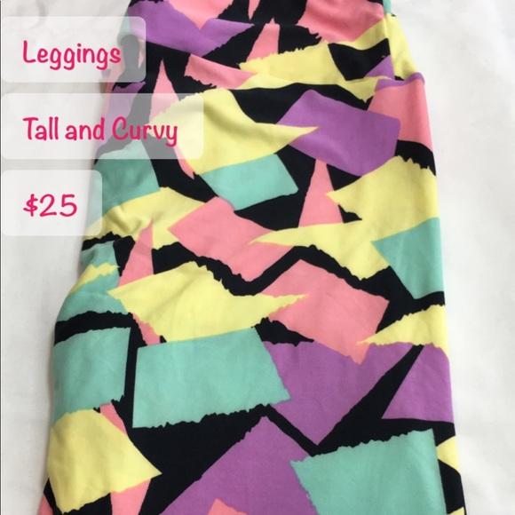 LuLaRoe Pants - LuLa Roe TC leggings